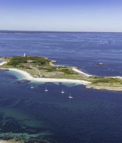 The Glénan Islands